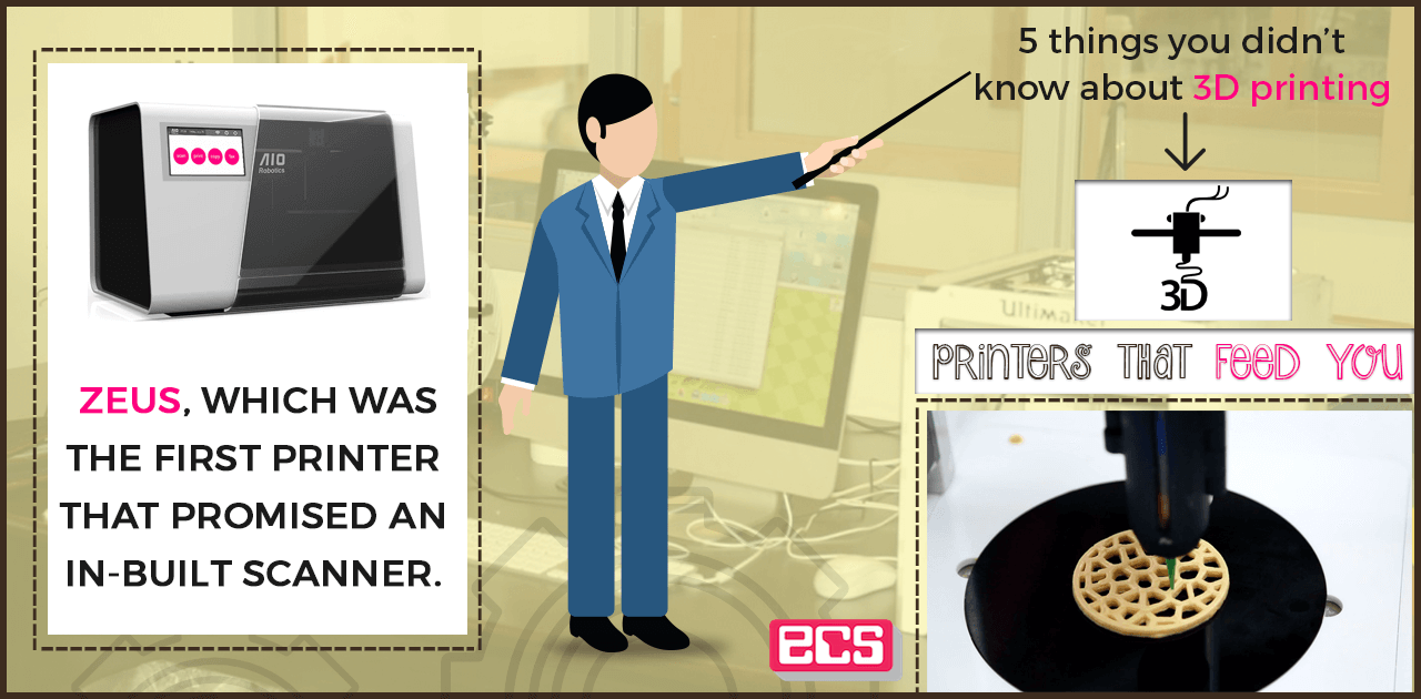 Startling Facts About D Printing You May Not Have Heard About - 5 facts didnt know 3d printers yet
